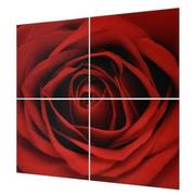 Vermelho Set of 4 Acrylic Wall Art  alternate image, 2 of 4 images.