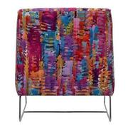 Tutti Frutti Multi Accent Chair w/2 Pillows  alternate image, 6 of 10 images.