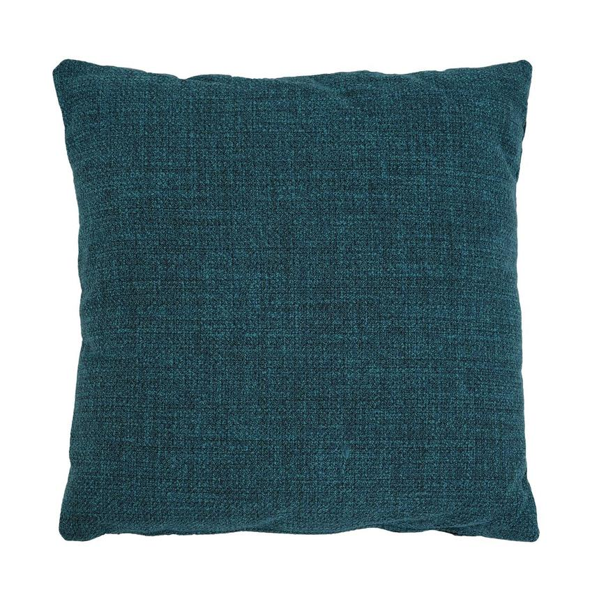 Okru Blue Accent Pillow  main image, 1 of 3 images.