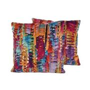 Tutti Frutti Multi Two Accent Pillows  main image, 1 of 4 images.