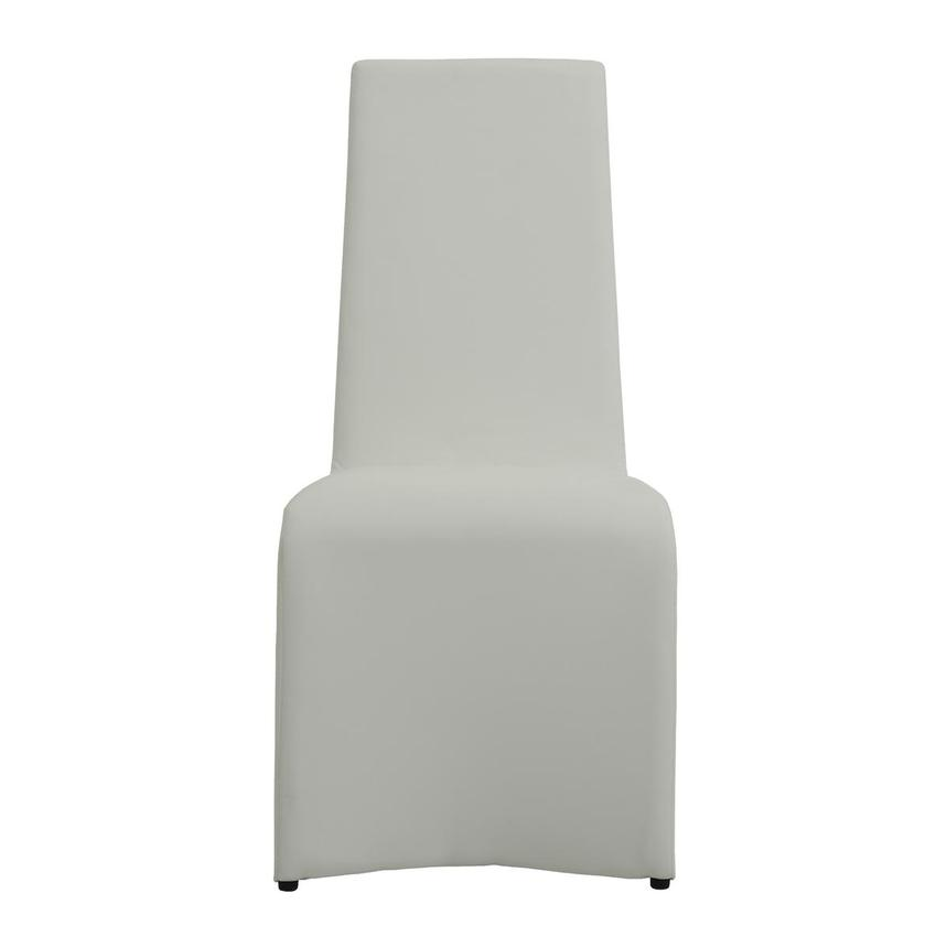 Tui White Side Chair  main image, 1 of 6 images.