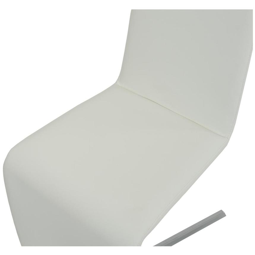 Tui White Side Chair  alternate image, 6 of 6 images.