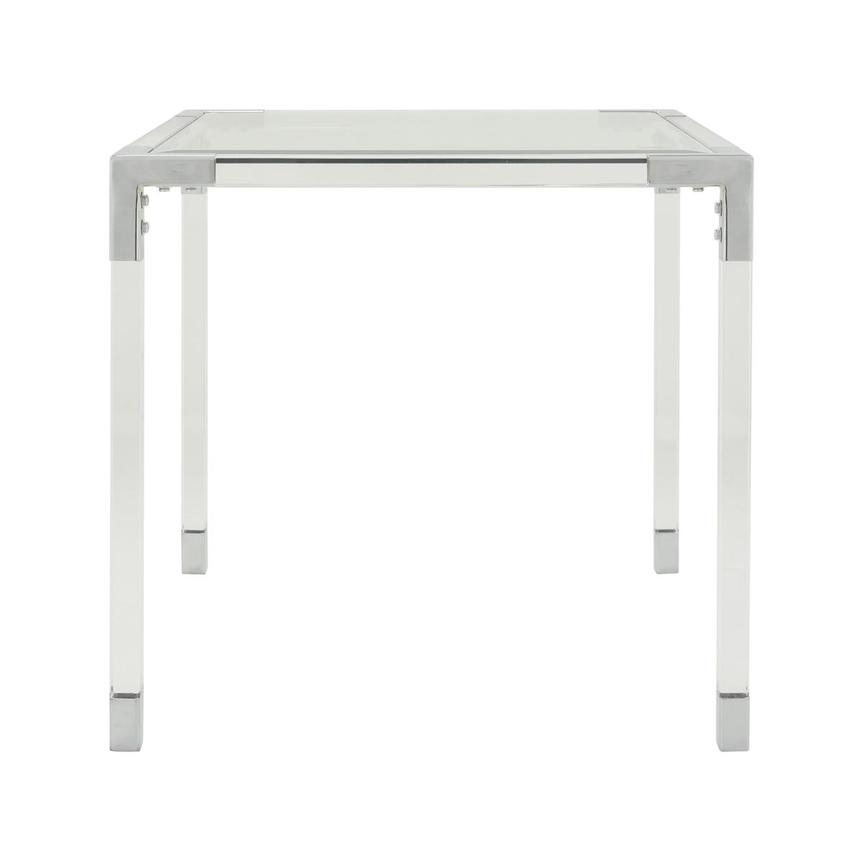 Melani Silver Side Table  main image, 1 of 3 images.