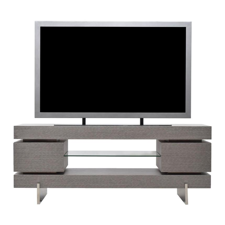 Darius Gray Medium TV Stand  main image, 1 of 8 images.