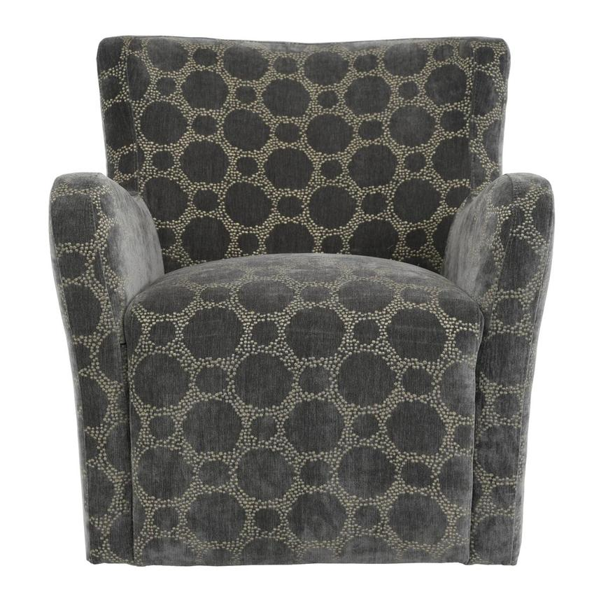 Everly Swivel Accent Chair  main image, 1 of 6 images.
