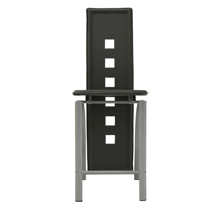 Dominoes Gray Counter Stool  main image, 1 of 7 images.