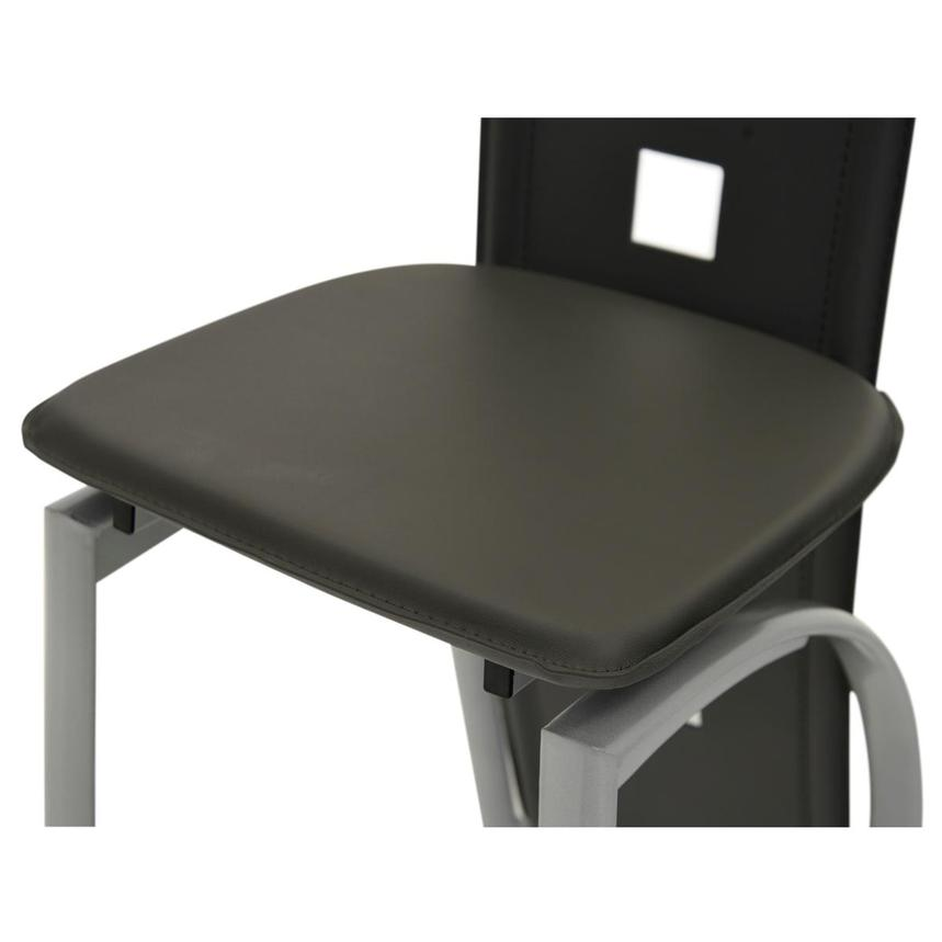 Dominoes Gray Counter Stool  alternate image, 6 of 7 images.