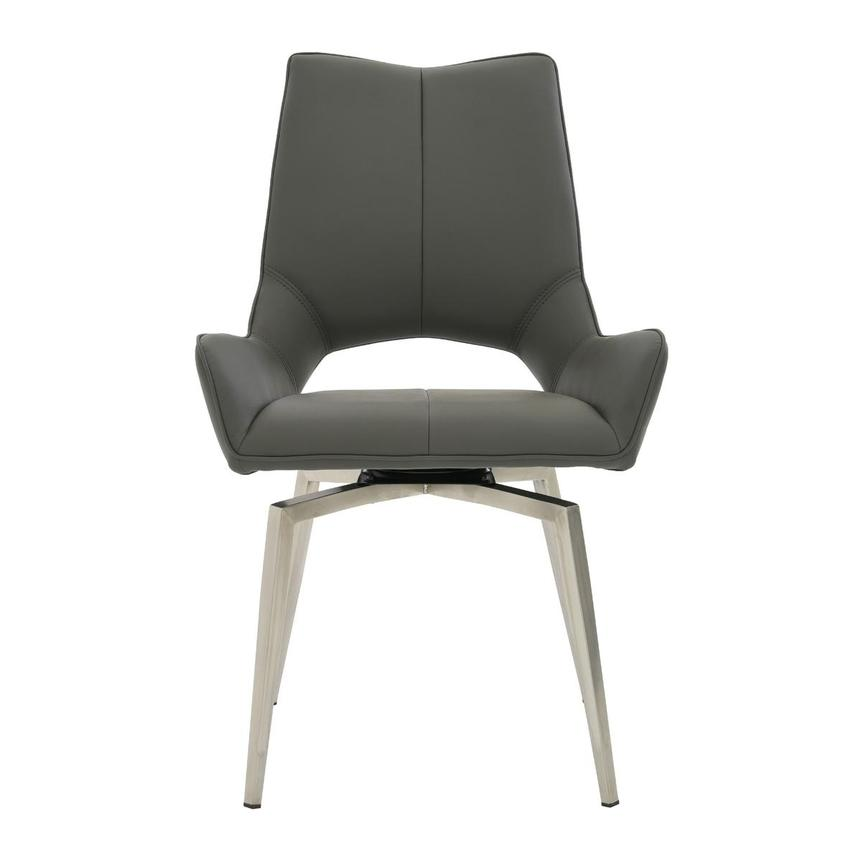 Kalia Gray Side Chair  main image, 1 of 6 images.