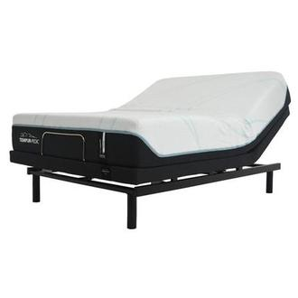 ProAdapt Medium Twin XL Memory Foam Mattress w/Ergo® Powered Base by Tempur-Pedic