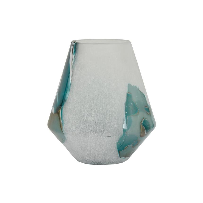 Ciel Small Glass Vase  main image, 1 of 2 images.