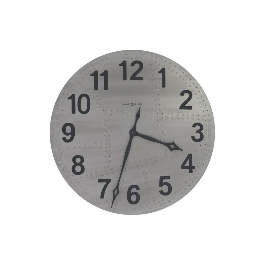 Aviator Wall Clock  main image, 1 of 4 images.