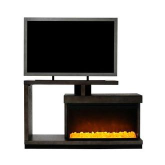 Brielle Faux Fireplace