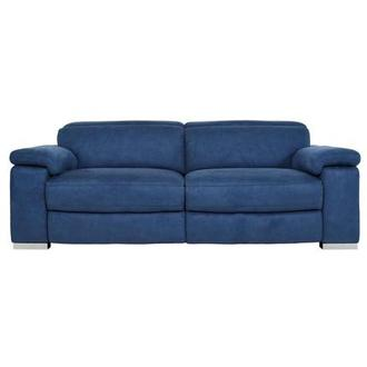 Karly Blue Power Motion Sofa