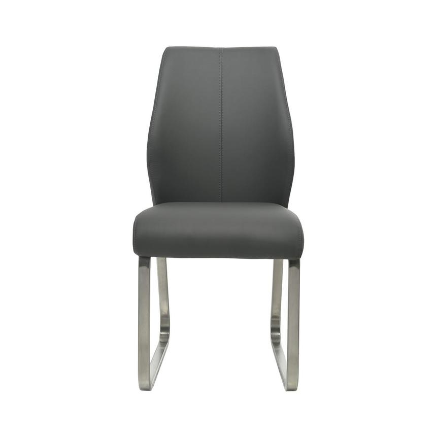 Rome Gray Side Chair  main image, 1 of 8 images.