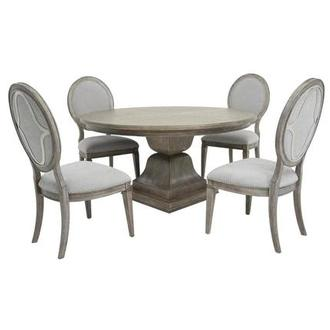 Kala 5-Piece Formal Dining Set