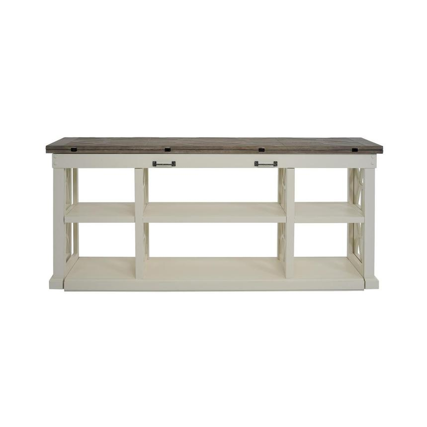Summer Creek Console Table w/Casters  main image, 1 of 11 images.