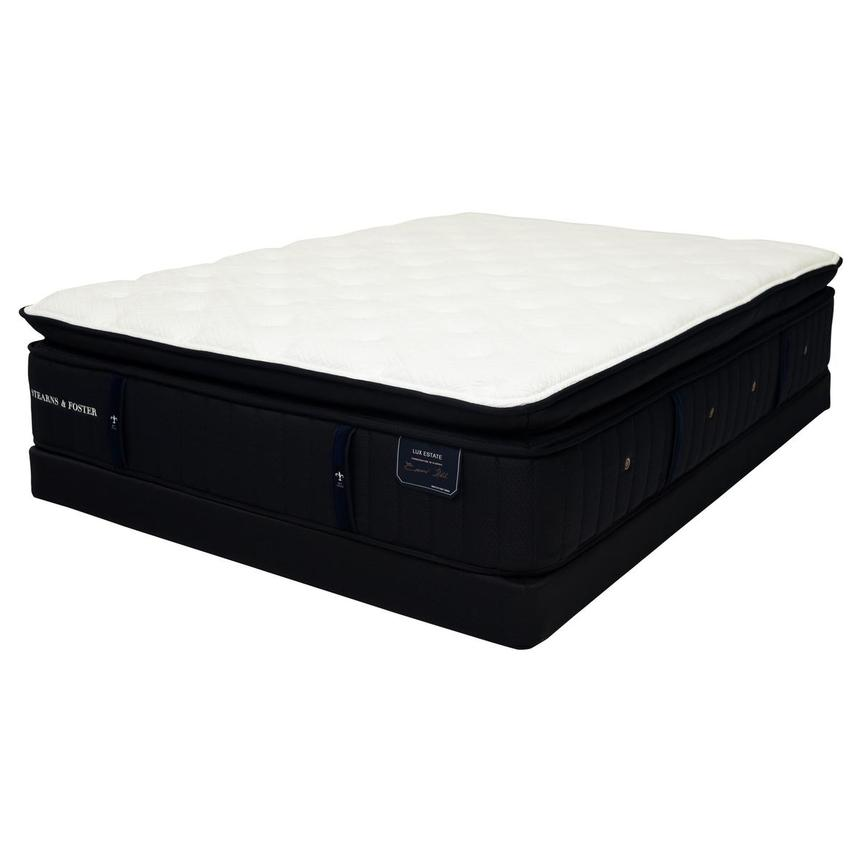 Cassatt-EPT King Mattress w/Low Foundation by Stearns & Foster  alternate image, 3 of 6 images.