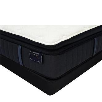 RockWell-EPT King Mattress w/Low Foundation by Stearns & Foster