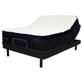 Pollock-TT Queen Mattress w/Ergo® Extend Powered Base by Tempur-Pedic