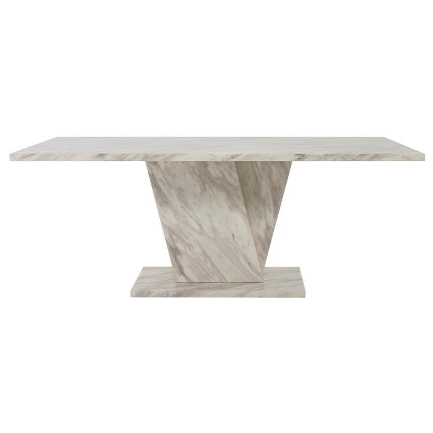 Paisley Rectangular Dining Table