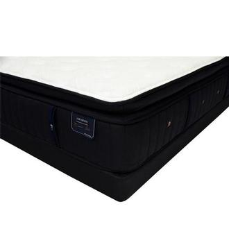 Cassatt-EPT Twin XL Mattress w/Low Foundation by Stearns & Foster