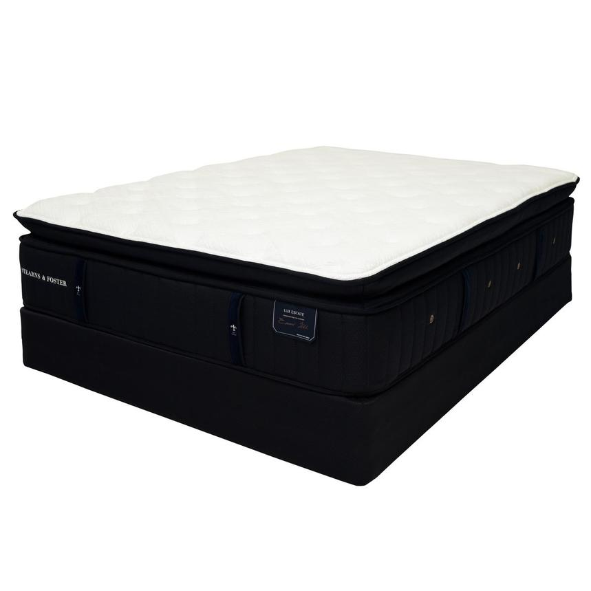 Cassatt-EPT Twin XL Mattress w/Regular Foundation by Stearns & Foster  alternate image, 2 of 5 images.