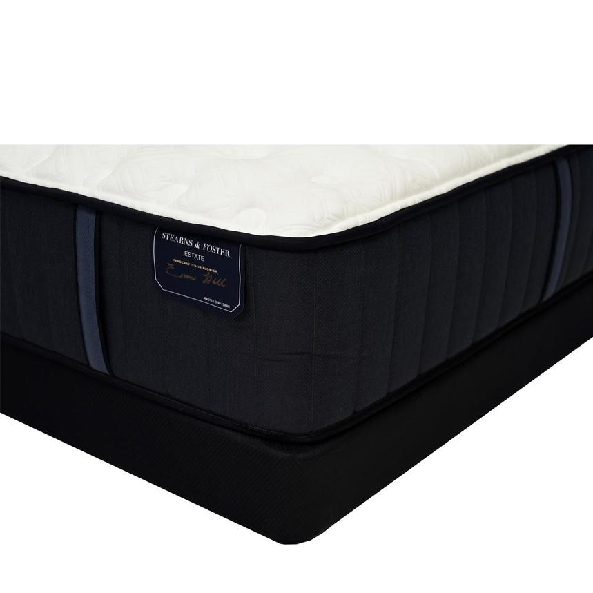 Hurston-TT Twin XL Mattress w/Regular Foundation by Stearns & Foster  main image, 1 of 6 images.