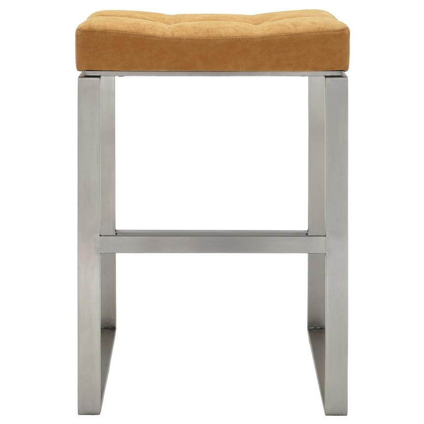 Sabriel Yellow Counter Stool  alternate image, 4 of 6 images.