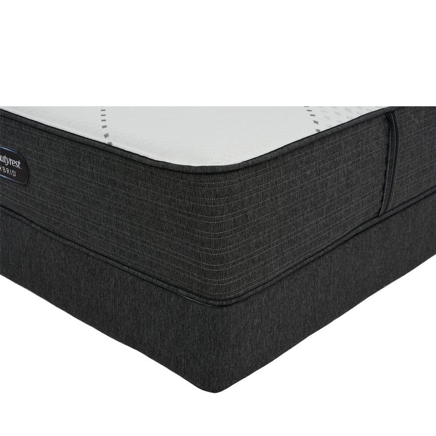 BRX 1000-IP-MS Full Mattress w/Low Foundation by Simmons Beautyrest Hybrid  main image, 1 of 6 images.