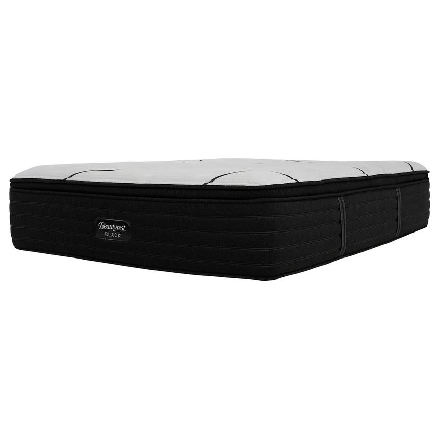 BRB-L-Class PTMS King Mattress by Simmons Beautyrest Black  alternate image, 3 of 6 images.