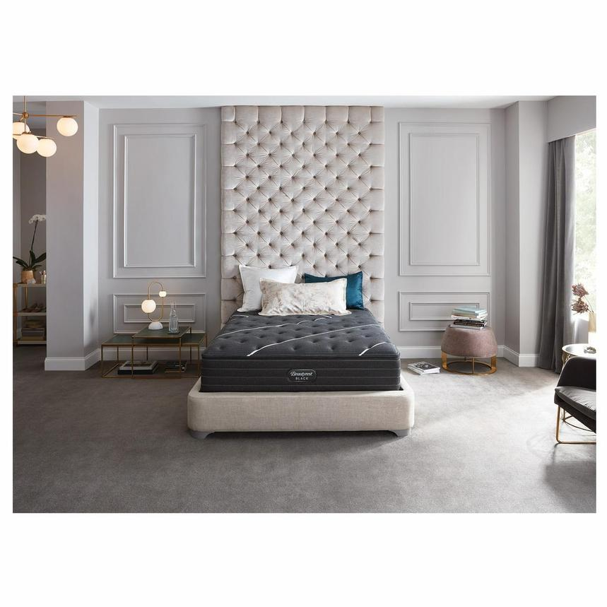BRB-C-Class MS King Mattress by Simmons Beautyrest Black  alternate image, 2 of 6 images.