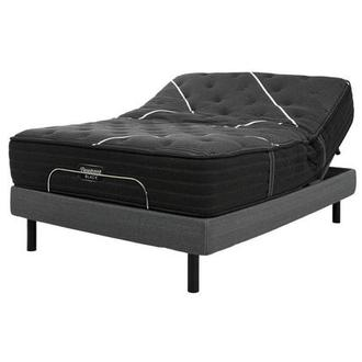 BRB-C-Class MS King Mattress w/Motion Perfect® IV Powered Base by Serta®