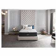 BRB-L-Class PTMS Queen Mattress by Simmons Beautyrest Black  alternate image, 2 of 6 images.