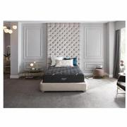 BRB-C-Class MS Queen Mattress by Simmons Beautyrest Black  alternate image, 2 of 6 images.
