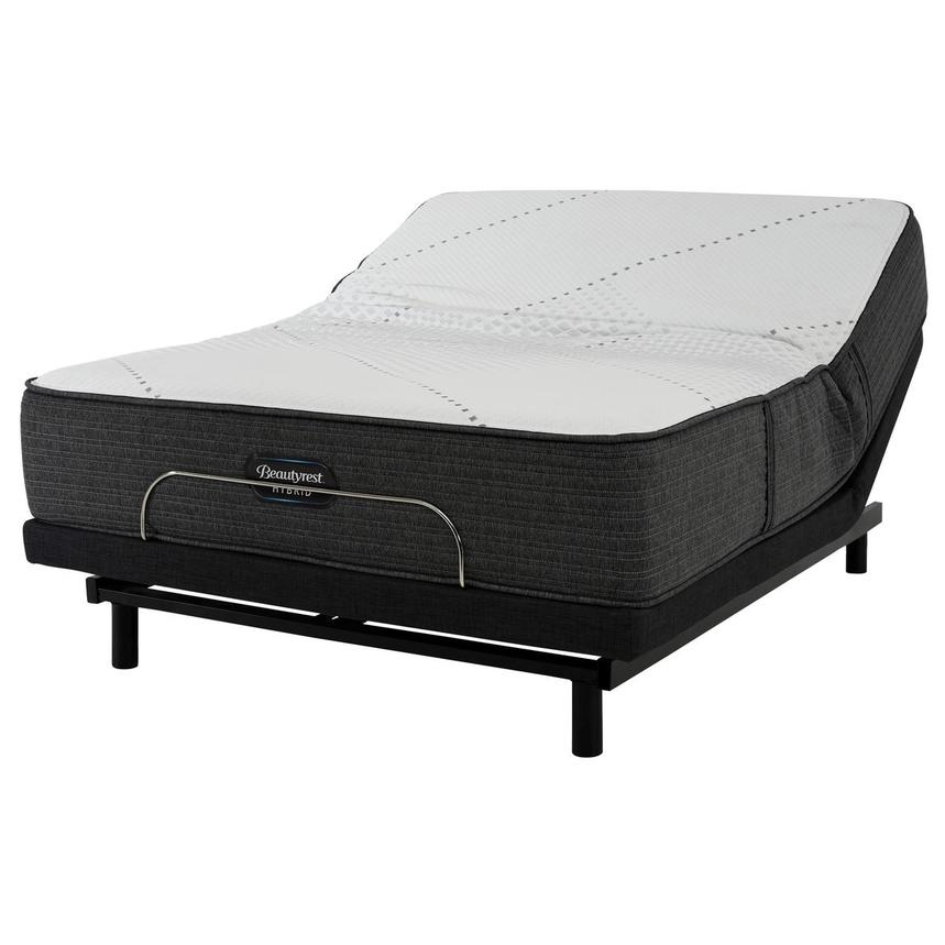 BRX 1000-IP-MS Queen Mattress w/Essentials IV Powered Base by Serta  main image, 1 of 5 images.