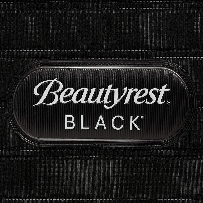 BRB-L-Class MF Queen Mattress w/Regular Foundation by Simmons Beautyrest Black  alternate image, 5 of 6 images.