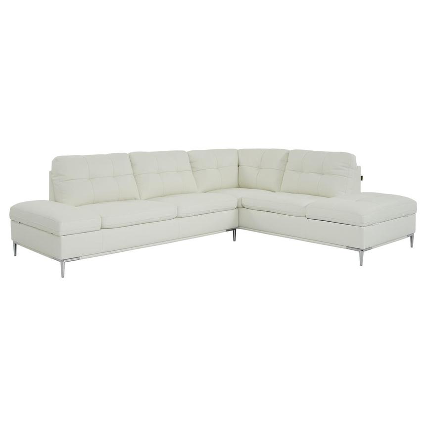 Shelby Sofa w/Right Chaise  main image, 1 of 10 images.