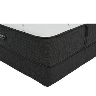 BRX 1000-IP-MS Twin Mattress w/Low Foundation by Simmons Beautyrest Hybrid