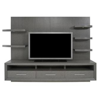 Contour I Gray Wall Unit