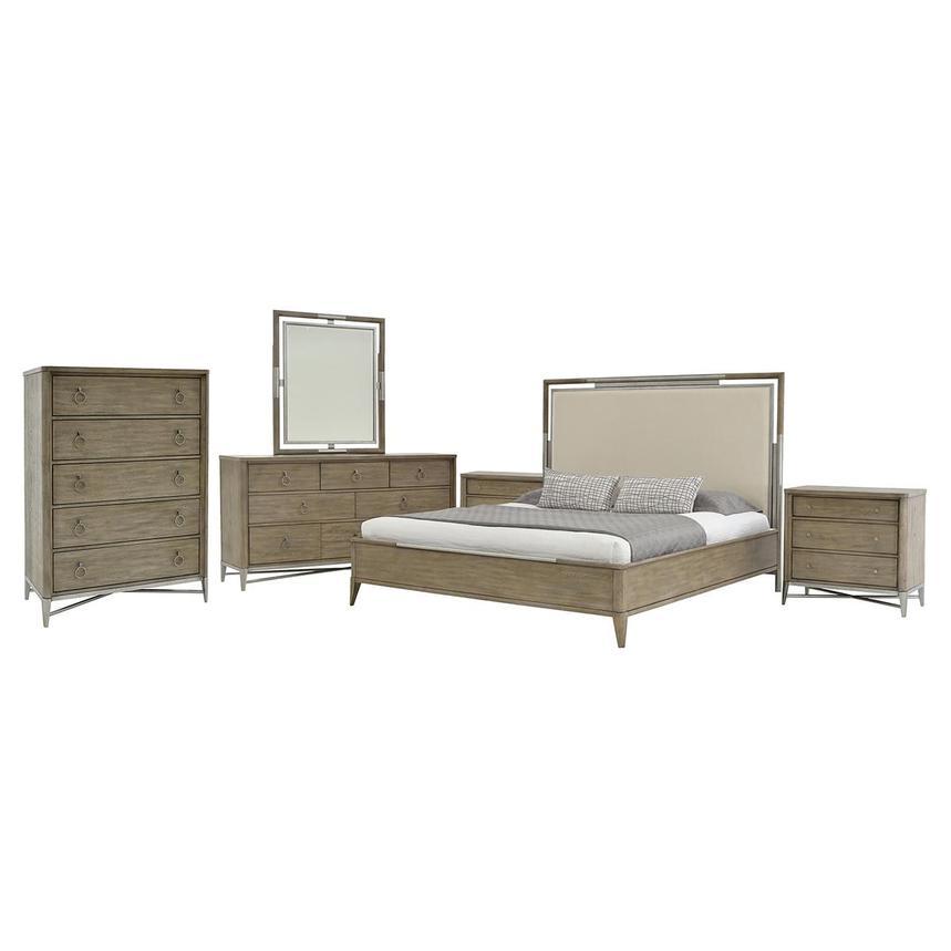 Zophie 6-Piece King Bedroom Set