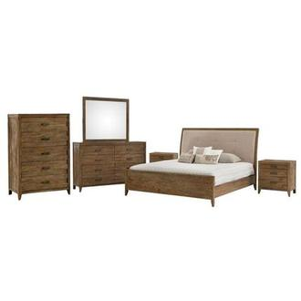 Turino 6-Piece King Bedroom Set