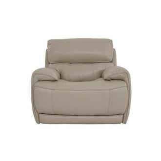 Cody Cream Leather Power Recliner