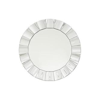 Lava Round Wall Mirror