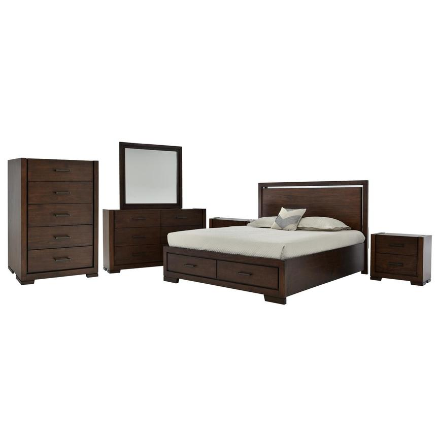 Allison 6-Piece Queen Bedroom Set