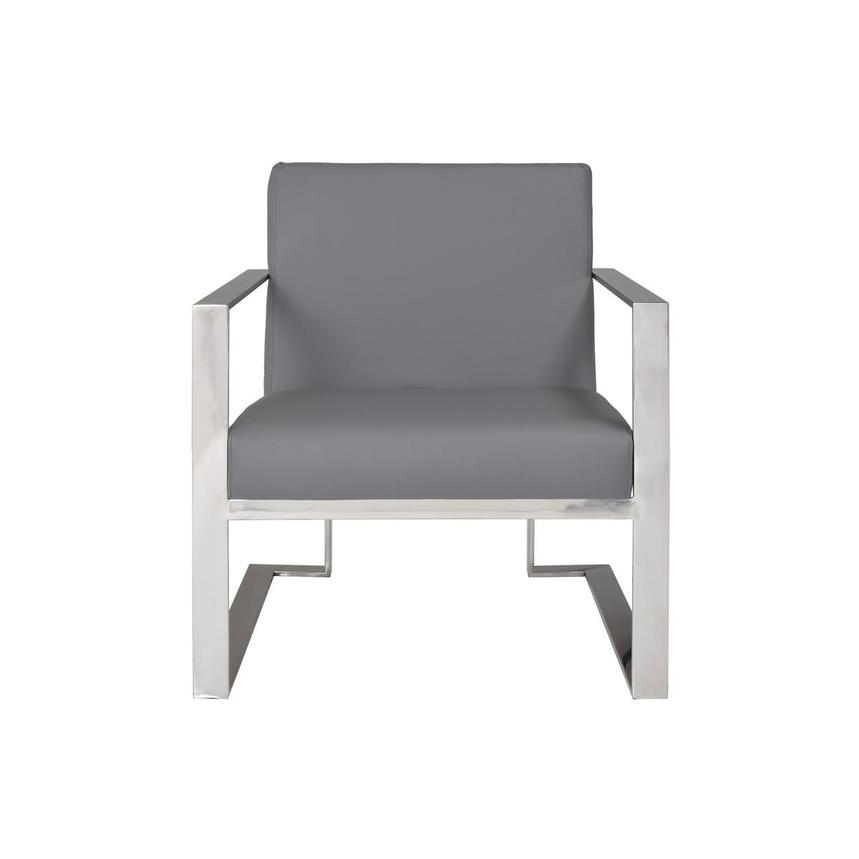Ace Gray Accent Chair