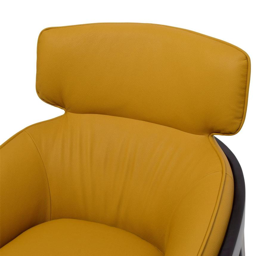 Brilliant Irene I Yellow Accent Chair Ocoug Best Dining Table And Chair Ideas Images Ocougorg