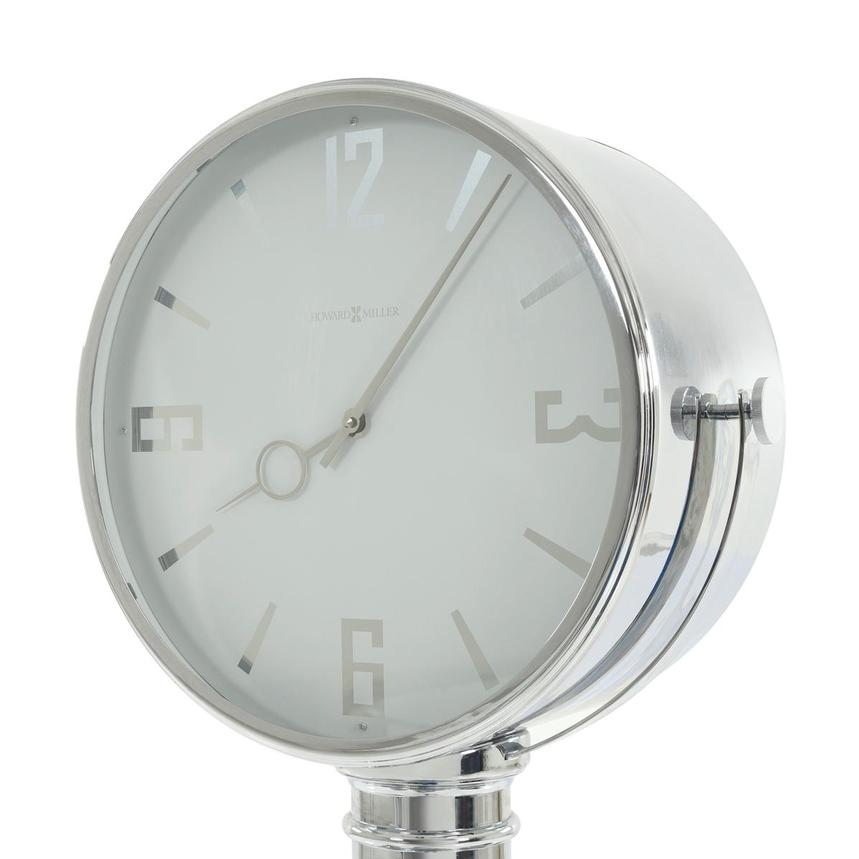 Domus Clear Floor Clock  alternate image, 5 of 6 images.