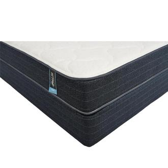 Bay Queen Mattress w/Regular Foundation by Carlo Perazzi