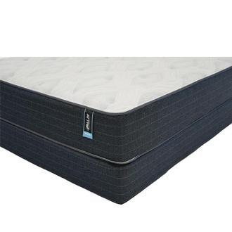 Pond Queen Mattress w/Regular Foundation by Carlo Perazzi