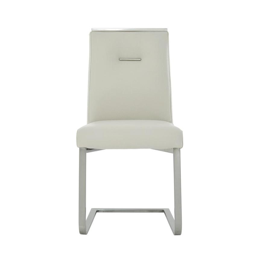 Stina White Side Chair